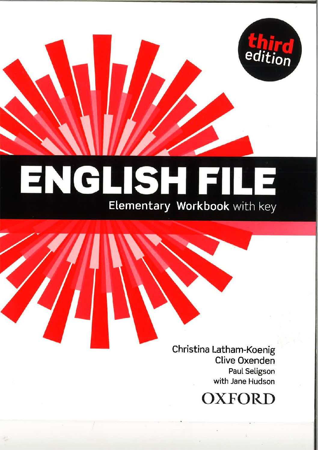 English File 3rd edition elementary WB