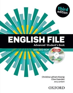 English File 3ed adv SB + iTutor