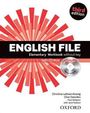 English File 3ed elementary WB without key + iChecker
