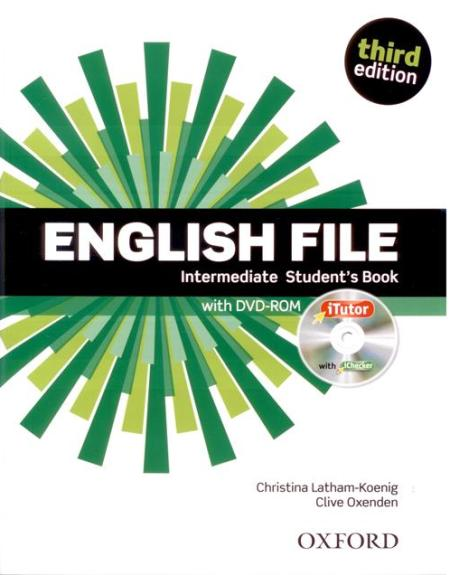 English File 3rd edition intermediate SB
