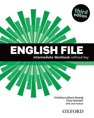 English File 3ed inter WB without key + iChecker