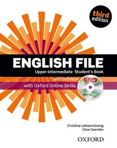 English File 3rd edition upper-intermediate SB