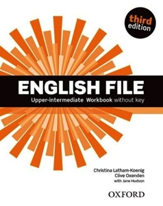 English File 3rd edition upper-intermediate WB