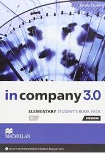In Company 3.0 elementary SB
