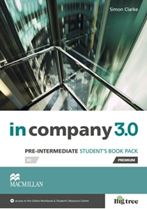 In Company 3.0 pre-intermediate SB