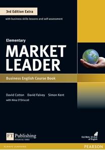 Market Leader 3rd edition Extra elementary SB