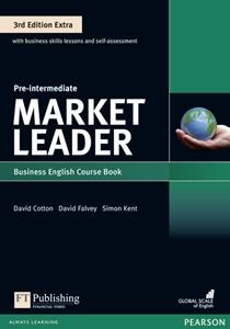 Market Leader 3rd edition Extra pre-intermediate SB