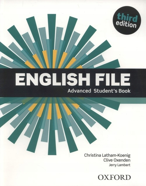 English File 3rd edition advanced SB