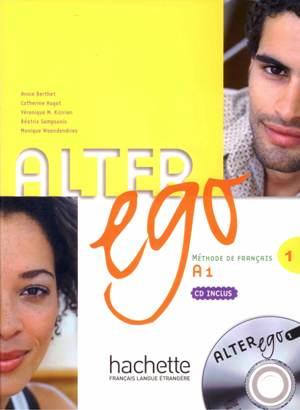Alter Ego 1 podręcznik +CD, dostawa do 14 dni