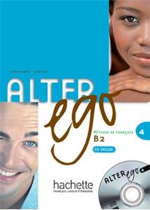 Alter Ego 4 podręcznik +CD, dostawy do 14 dni