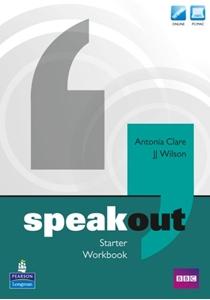 Speakout starter WB + CD