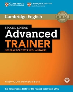 Advanced Trainer 2ed Six Practice Tests with answers + Audio, dostawa do 14 dni