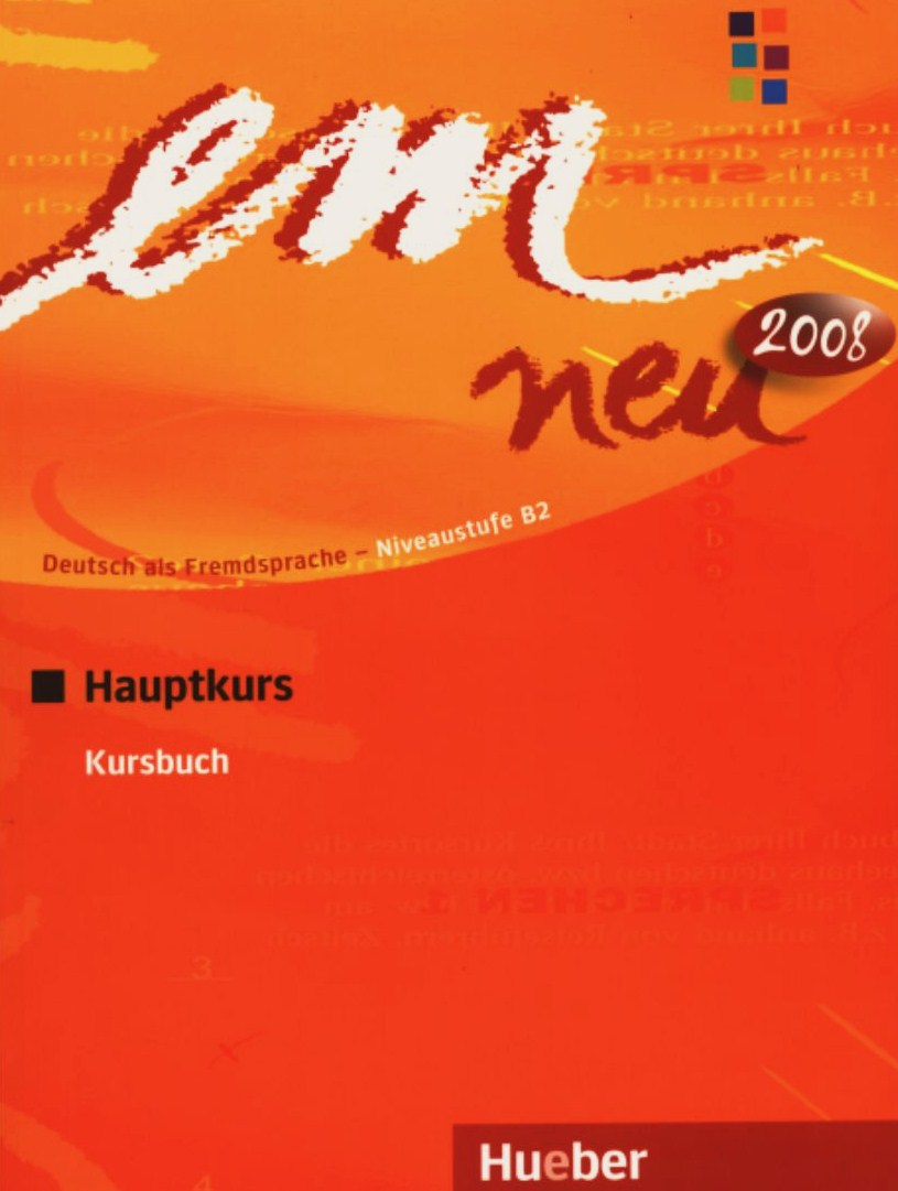 Em Hauptkurs NEU podręcznik