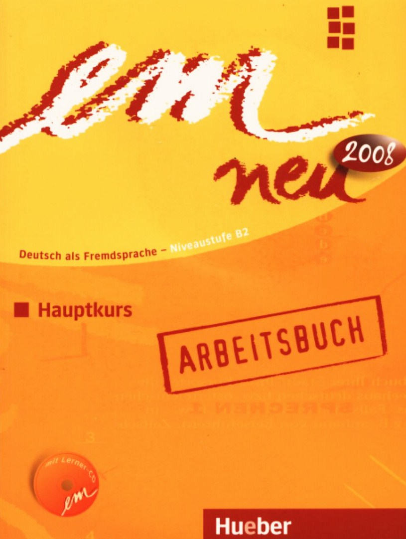 Em NEU 2008 Hauptkurs AB, dostawa do 14 dni