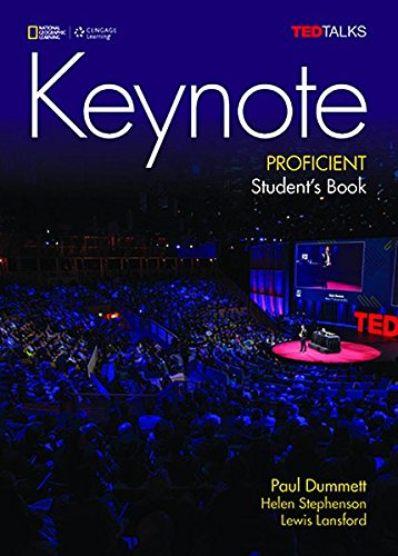 Keynote C2 proficiency SB