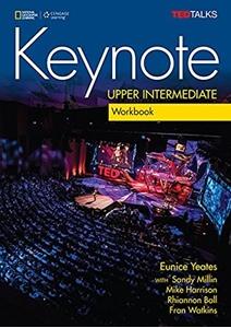 Keynote B2 upper-intermediate WB