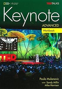 Keynote C1 advanced WB
