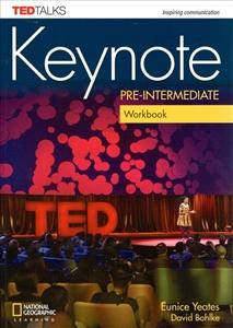 Keynote A2 pre-intermediate WB