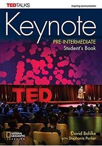 Keynote A2 pre-intermediate SB