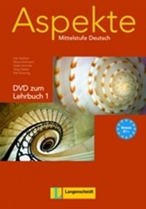 Aspekte 1 B1+ podręcznik +DVD
