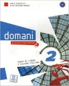 Domani 2 podręcznik + ćwiczenia + DVD, dostawa do 14 dni