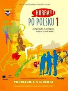Hurra!!! Po polsku 1 Podręcznik studenta +CD