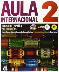 Aula Internacional Nueva 2 Podręcznik z ćwicz+CD, dostawa do 14 dni