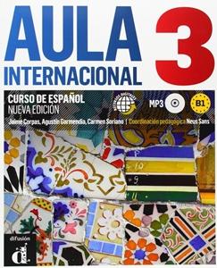 Aula Internacional Nueva 3 Podręcznik z ćwiczeniami