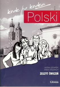 Polski krok po kroku 2 Ćwiczenia + CD, dostawa do 14 dni