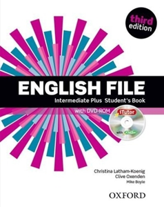 English File 3Ed Intermediate Plus SB with iTutor