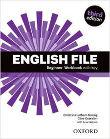 English File 3rd edition beginner WB