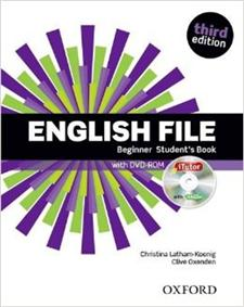 English File 3rd edition beginner SB