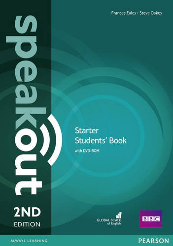 Speakout 2nd edition starter SB