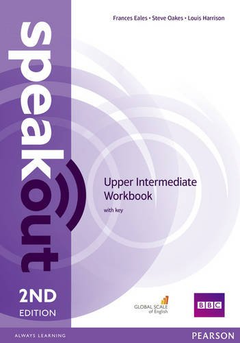 Speakout 2nd edition upper-intermediate WB